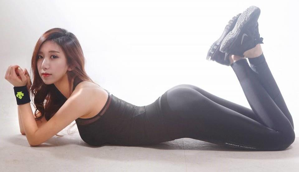 韩国美女体育老师