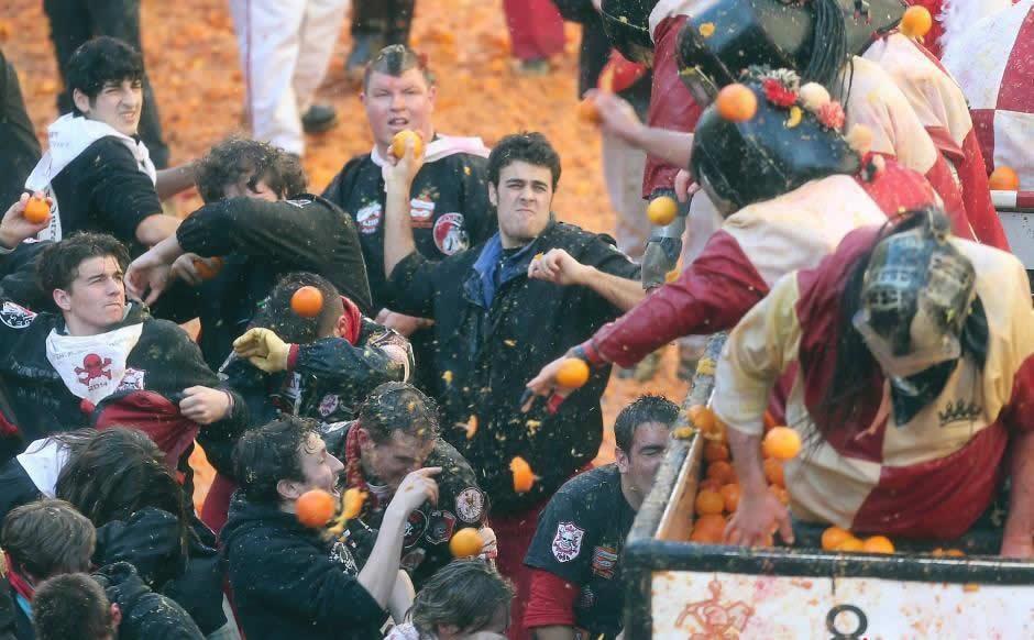 意大利橘子大战